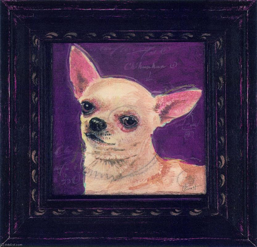 Buy Print On Canvas | Grp0047a (1) - Animals - Poster On Canvas - Dogs (AC99BN) | ArtsDot.com