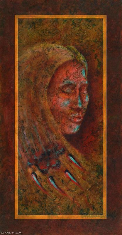 Order Framed Art | GRP527101 (5)-t - Art - Wall Decor - Tribal (AC9ETM) | ArtsDot.com