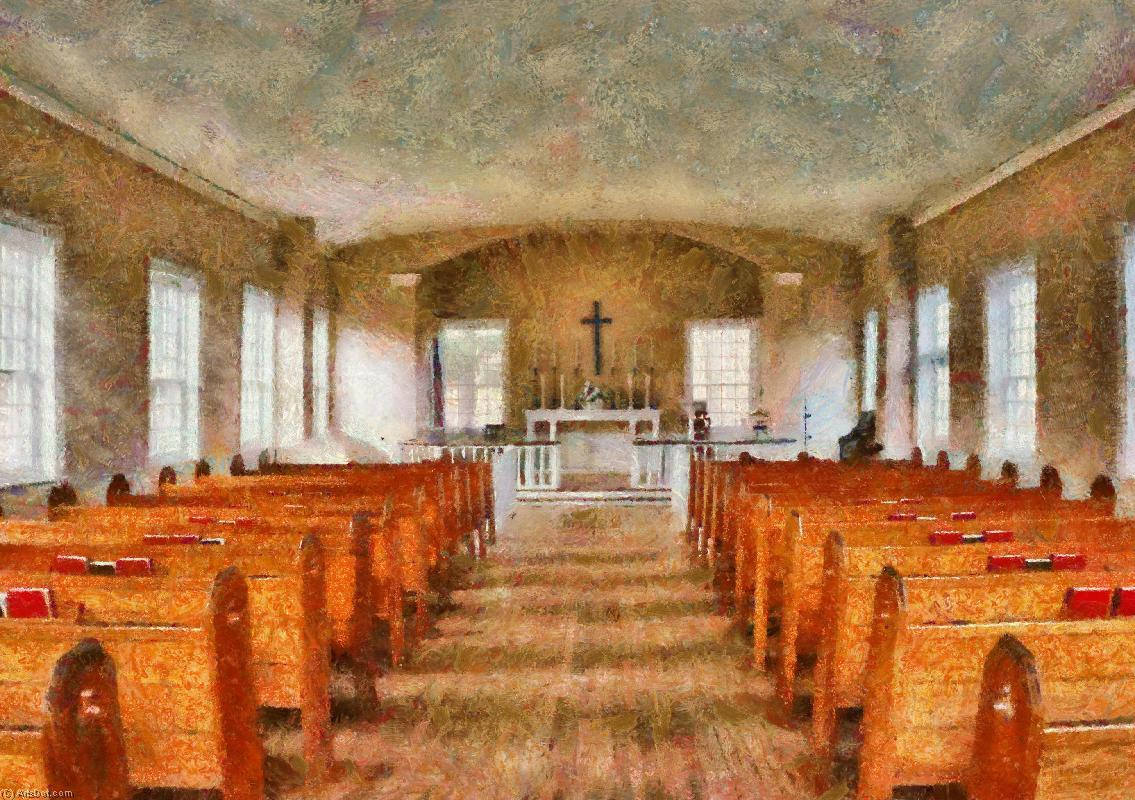 Order Poster On Canvas | Church (2)-t - World - Fine Art Print - Church (AC9QRA) | ArtsDot.com