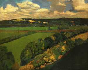 Stanley Spencer - Cookham