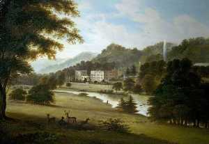 Henry Lark I Pratt - Chatsworth House, Derbysh..