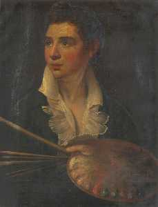 George Sheffield Senior - Self Portrait