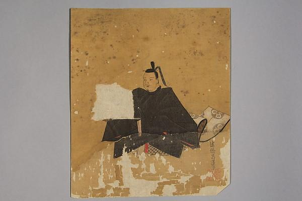 Immortal Poet by Kano Shōun (1637-1702) | Museum Quality Reproductions | ArtsDot.com