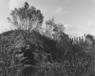 Allegorical Landscape, 1963 by Jerry Uelsmann | Museum Art Reproductions | ArtsDot.com