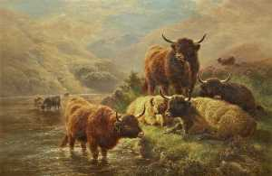 William Watson Ii - On the Goil, Glen Goil, A..