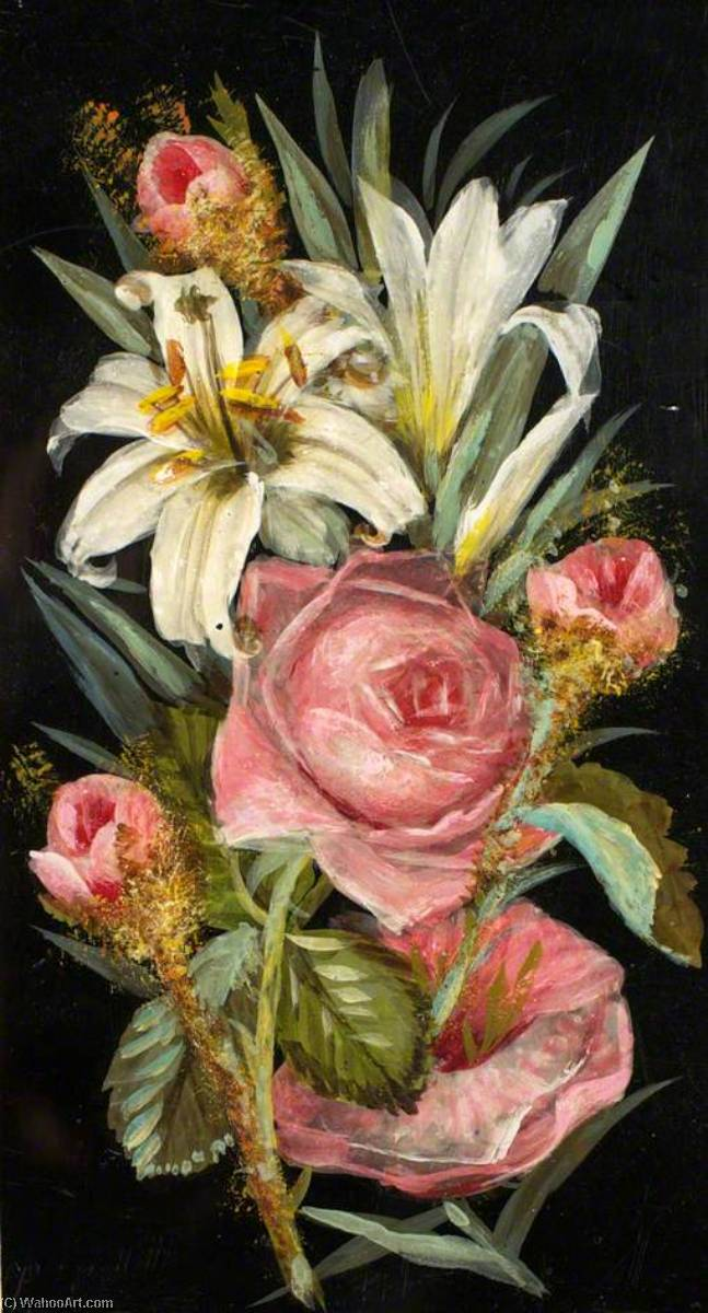 Rose by Alfred Worthington | Museum Quality Reproductions | ArtsDot.com