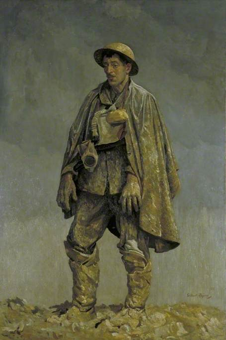 Mud, 1919 by Gilbert Rogers | Museum Quality Reproductions | ArtsDot.com