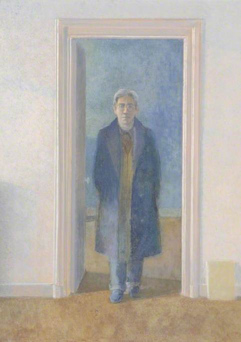 From Room to Room, Self Portrait, 1992 by David Tindle | Museum Art Reproductions | ArtsDot.com