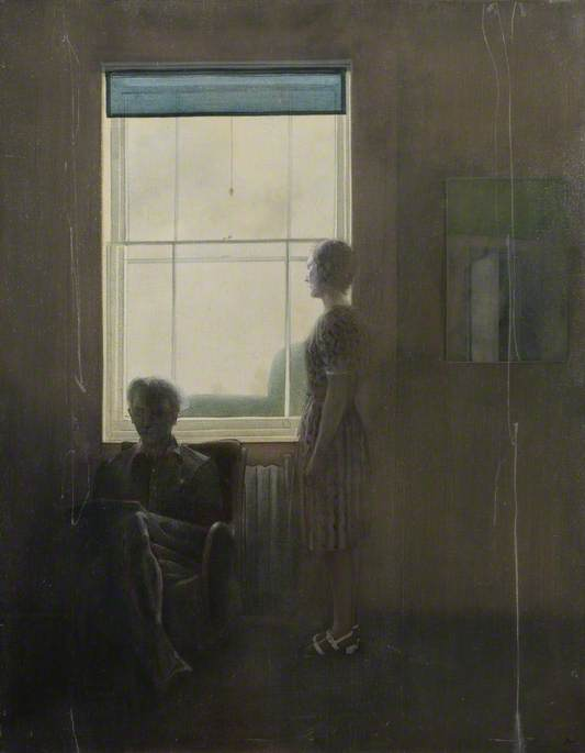 The Relationship by David Tindle | Museum Art Reproductions | ArtsDot.com