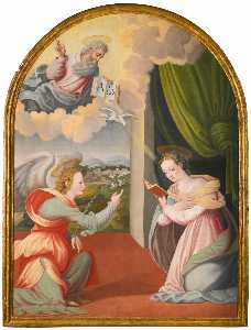Niccolò Betti - The Annunciation