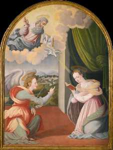 Niccolò Betti - Annunciation