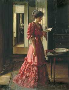 William Mouat Loudan - The Letter