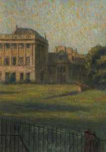 Charles Neil Knight - Royal Crescent, Bath