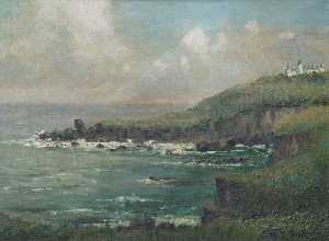 Clive Richard Browne - Housel Bay, Cornwall